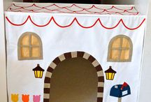 Preschool Dramatic Play / by Heidi Doose