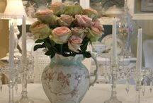 Country romantic shabby chic / by Debra Zimmermann Gauthier