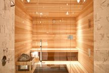 GOLDEN SAUNAS INSPIRATION