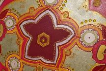 Mandala art: reminding India