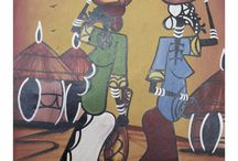Traditional African Painting