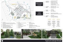 Remodeling Competition / Competitions about remodeling, renovation, landscape design.