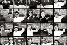 Class Pic ideas / by Leah Cunningham