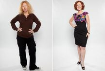 Before and After Clothing Makeover with Stylist Toronto / Do you need a makeover? Here are some examples of how you can transform your image and get a new look with Stylist Toronto. Be inspired by these Before and After Fashion Makeovers. Go to www.auraimageconsulting.com and book a free 30 minute phone consultation and experience your own Before and After Makeover with Stylist Toronto.