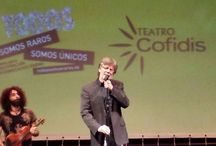 """Fotos Gala """"Risas solidarias"""" / Aquí tenéis todas las fotos de la gala """"Risas solidarias"""" celebrada en Madrid el 26 de febrero. ¡Fue una gran noche! #todossomosraros #enfermedadesraras"""