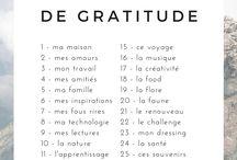 Méditation et Gratitude