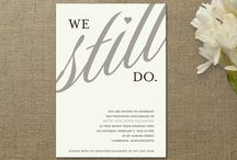 We Still Do / Wedding renewal / by Beverly Jones