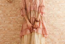 roupas antigas
