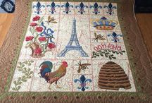 French quilts