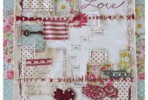 Stitch by stitch / by Lori Stone