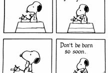 Snoopy and Peanuts / by Sharon Coltrain