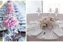 Wedding decorations & Dekoracje ślubne - INSPIRACJE / Wedding , Peonie