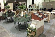 Оформление магазина арома