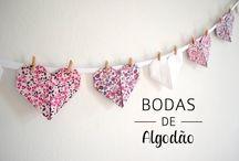 DIY { 2 - Bodas de Algodão }