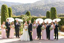 Romantic Carmel Valley Wedding / Photography Cameron Ingalls  Floral Design Precious and Blooming  Designer Karson Butler Events