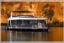 River Murray  / Family houseboat holiday from Mannum September 2014