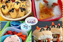 Creative Crafty Lunch Ideas