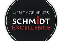 Les Engagements Schmidt Excellence / C'est unique sur le marché et Schmidt vous l'offre.