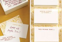 Guest Book - Cards