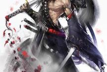 Samurais e Ninjas