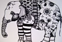 Elephants <3 / by Carly Carter