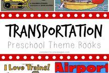 Transport Theme