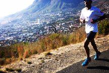 Triathlon / Swim, bike, run
