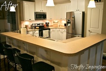 kitchen makeover / by Kimberly Redd