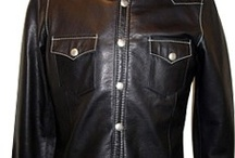 Leather Shirts / Mens and Ladies leather shirts for sale at awesome low prices.  All our shirts are custom made you choose the color, style and size.  If you want to change something about the shirt we'll make it your way. http://www.leather-shop.biz/mens-leather-shirts/