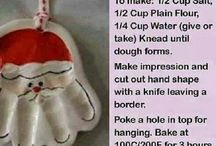 Ghosts of Christmas past / Past Christmas crafts / by Melanie Glaser