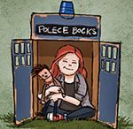 TARDIS / It's bigger on the inside <3  / by Ashley Cruz