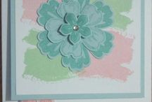 Stampin' Up! - Misc Flowers