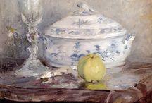 Morisot / Storia dell'Arte Pittura  19° sec. Berthe Morisot  1841-1895