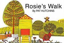 book nook: rosie's walk