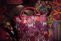 MT Guatemala bag collection / high fashion Guatemalan handmade accessories