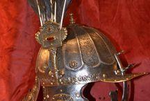 Polish Winged Hussar / zbroje, uzbroienie