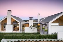Modern single storey house