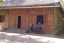 rumah kayu jawa tengah