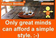 Aoolloo Boolloo Affordable / Aoolloo Boolloo Affordable