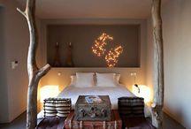 lovely bedrooms / by Menia Fok