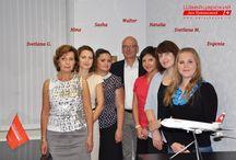 Swiss House of Travel Team / Наша команда, а также закулисье нашего офиса