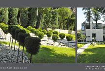 Gardens / Ogrody
