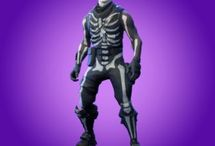 Fortnite Halloween Skins / The famous Skull Trooper and Ghoul Tropper Fortnite Skin from Halloween