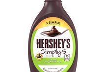 HERSHEY'S Syrup Products