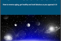 Anti-aging / Book with 52 resolutions to reverse aging. 