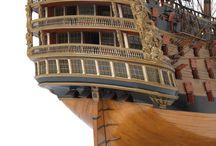 Modely plachetníc- sailships models