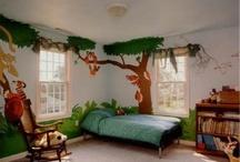 boy's room / by Cheryl Jensen