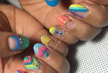 Nail Designs by Gina for Seagull