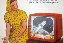 Soviet propaganda / by Alina Snezhinskaya