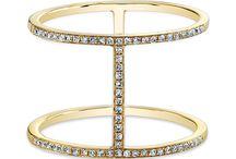 Wide Rings / by Anne Sisteron Fine Jewelry